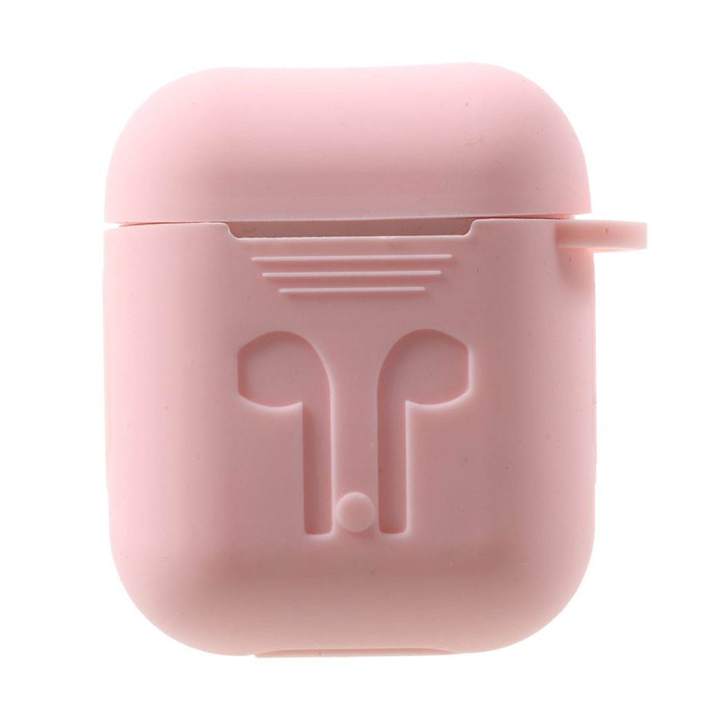 Apple Airpod tyylikäs suojakuori - Pinkki