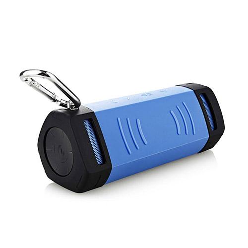 Earson Ner-160 Mammoth Vedenpitävä Bluetooth Kaiutin - Sininen