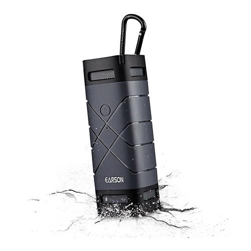 Earson Ner-163 Bluetooth Kaiutin - Harmaa