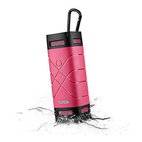 Earson Ner-163 Bluetooth Kaiutin - Kuuma Pinkki