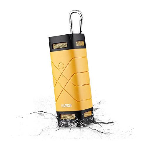 Earson Ner-163 Bluetooth Kaiutin - Keltainen