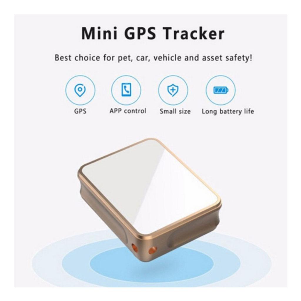Mini M8 Älykäs GPS Pyörän Varashälytin Älypuhelimille