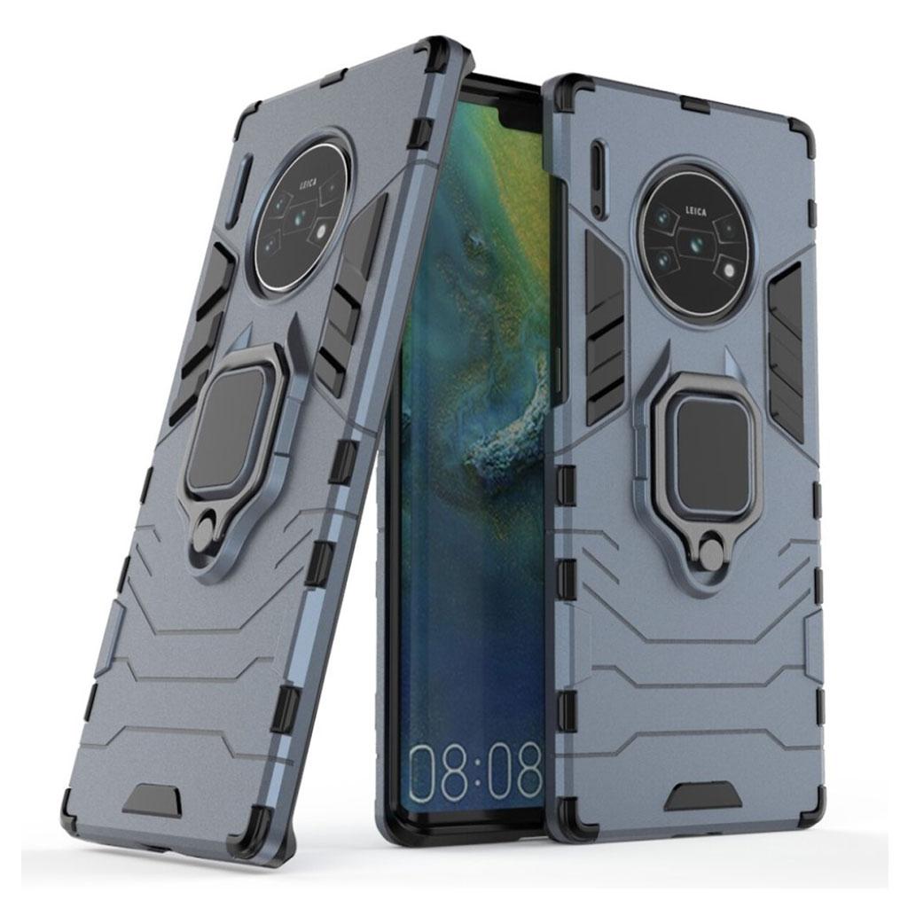 Ring Guard Huawei Mate 30 Pro case - Blue